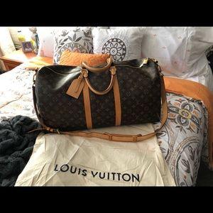 Louis Vuitton keep all 55